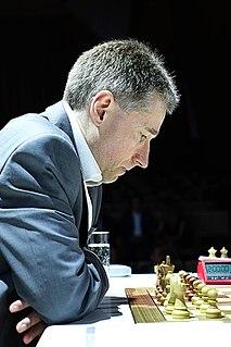 Michael Adams (chess player) British chess Grandmaster