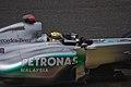 Michael Schumacher Mercedes MGP W02 (17456425153).jpg