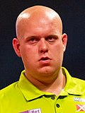 Michael van Gerwen in 2017