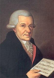 Michael Haydn Austrian composer