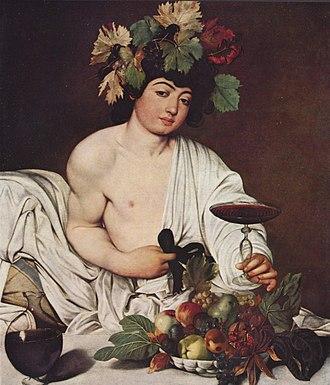 1595 in art - Image: Michelangelo Caravaggio 007