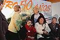 Michelle Bachelet visita junta de vecinos Nº 34 de la comuna de Lo Espejo (8673369548).jpg