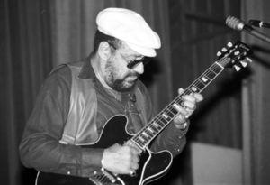 Mickey Baker - Mickey Baker in concert, 1982