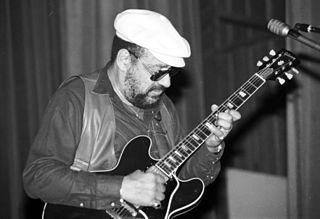 Mickey Baker American jazz and rock guitarist