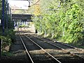 Midland Metro tram line near Trinity Way - geograph.org.uk - 999698.jpg