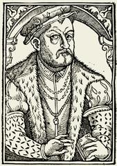 Mikołaj Rej portrait