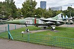 Mikoyan-Gurevich MiG-23S '71 red' (24966757398).jpg