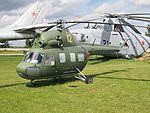 Mil Mi-2 at Central Air Force Museum Monino pic1.JPG