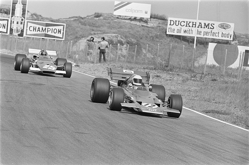 Miles and Ickx at 1970 Dutch Grand Prix.jpg