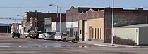 Minatare, Nebraska Main Street W side 1.JPG
