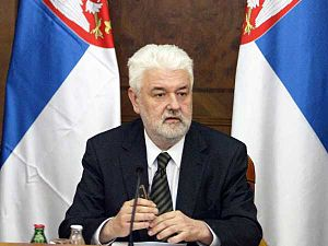 Mirko Cvetković - Image: Mirko Cvetković predsednik Vlade