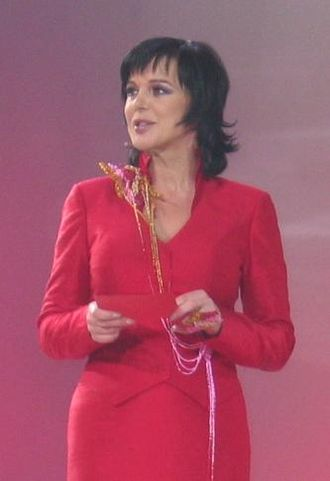 Slovenia in the Eurovision Song Contest 2003 - Image: Misa Molk