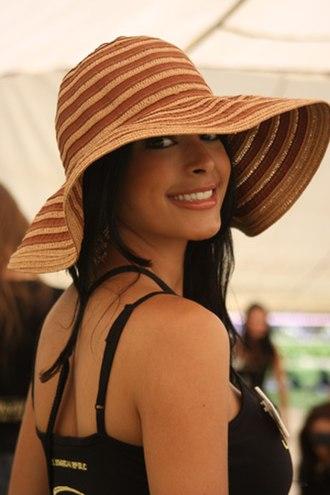 Miss Dominican Republic - Geisha Montes de Oca, Miss Dominican Republic World 2008