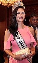 Miss Universe 2015 Pia Wurtzbach 071816 (cropped).jpg
