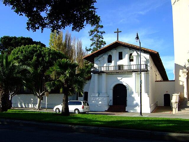 > Mission Dolores à San Francisco