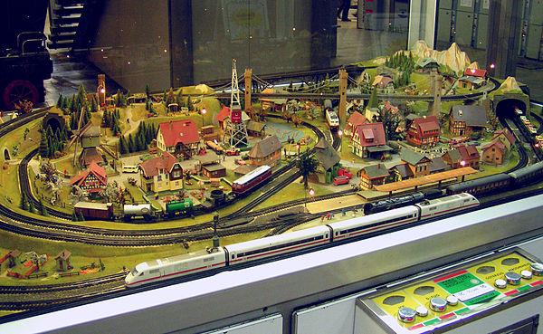 железная дорога в миниатюре журнал читать