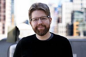 Erik Möller - Erik Möller in November 2014