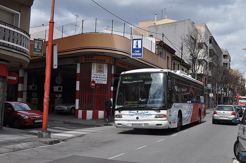 File mollet del valles jaume i autobus 2013 04 09 jt - Casas mollet del valles ...