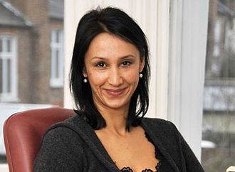 Monica Ali - Ali in February 2011