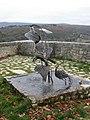 Monieux - Sculpture.JPG