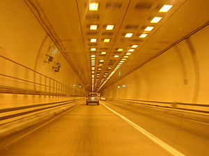 Monitor–Merrimac Memorial Bridge–Tunnel - Image: Monitor Merrimac Memorial Bridge Tunnel