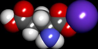 Monosodium glutamate chemical compound