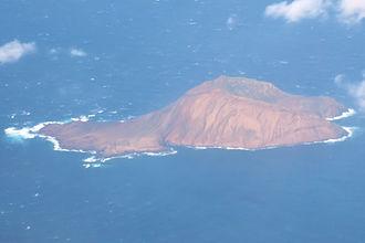 Montaña Clara - Montaña Clara Island