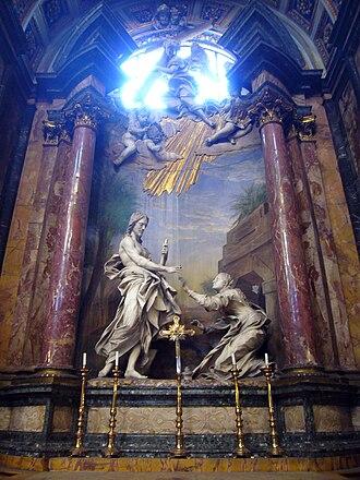 Antonio Raggi - Image: Monti ss Domenico e Sisto Noli me tangere 1110288