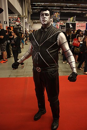 Cosplay de Colossus