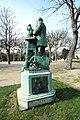 Monument à Emmanuel Frémiet par Henri Greber au Jardin des plantes à Paris le 12 mars 2017 - 5.jpg