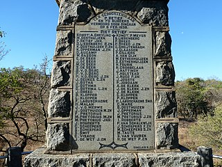 Piet Retief Delegation massacre