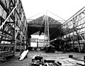 Moran Brothers Co shipyard, Seattle, in 1902, showing construction of battleship shed (CURTIS 147).jpeg