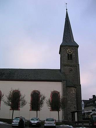 Morbach - Church
