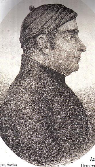 Siege of Cuautla - José María Morelos, leader of the rebel forces at the Siege of Cuautla.