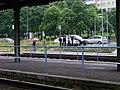 Most, nádraží, revizoři a městská policie v akci.jpg
