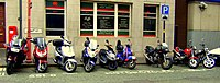 Motorcycle parking in Birmingham.jpg