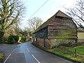 Mottisfont - Tithe Barn - geograph.org.uk - 1130183.jpg