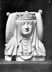 File:Moulage du gisant de la reine Isabeau de Baviere.jpg
