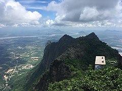 Mount Zwegabin northern side.jpg