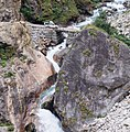Mountain stream - Annapurna Circuit, Nepal - panoramio.jpg