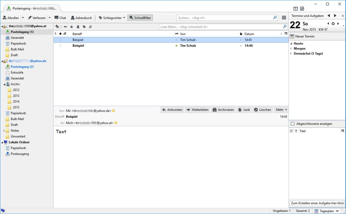 E Mail Programm Wikipedia