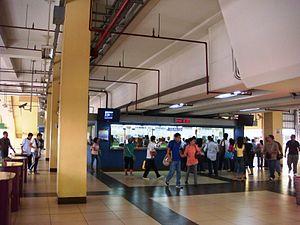 Roosevelt LRT station - Image: Mrtroosevelt 2jf