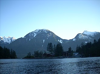 Mount Arthur (British Columbia) - Mt. Arthur