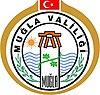Sceau officiel de la province de Muğla