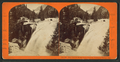 Muir Fall in Mirror Lake Canyon, Yosemite Valley, Cal, by Reilly, John James, 1839-1894.png