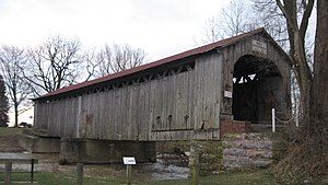 Mull Covered Bridge