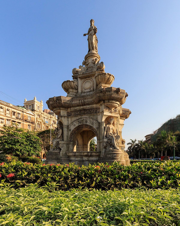 Flora Fountain - Wikipedia