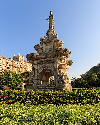 Mumbai 03-2016 72 Flora Fountain.jpg