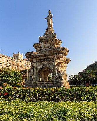 Flora Fountain - Flora Fountain
