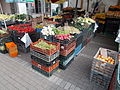 Municipal Market. Stalls. - Szabadság Square, Gödöllő.JPG